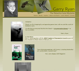 Garry Ryan - Writer